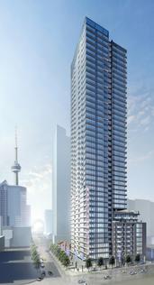 The Pinnacle on Adelaide, Toronto