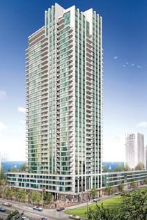 Tower A at Pinnacle Centre, Toronto